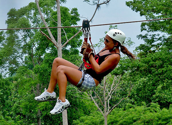 Tamarindo Zip Line Canopy Tours for the whole family