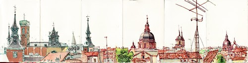 De antenas, cúpulas  y chapiteles by aidibus