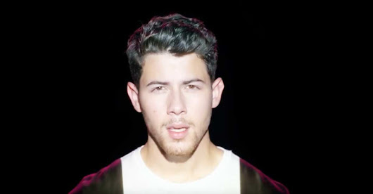 NICK JONAS, ROBIN SCHULZ - RIGHT NOW - Arc Street Journal / inteligent & elegant culture from everywhere and for everybody.