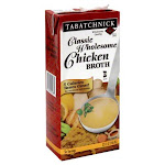 TABATCHNICK SOUP CHCKN BROTH CLSC-32 OZ -Pack of 12