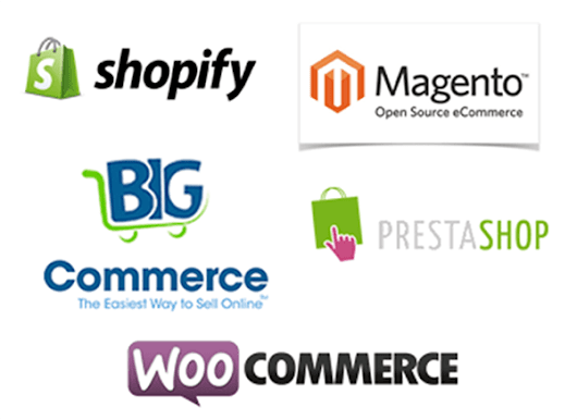 Recommended Ecommerce Platforms for Small Business | Web SEO Houston