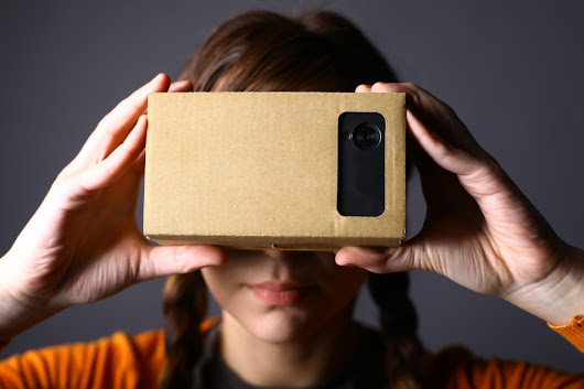 Getting Real? Google Cardboard And Virtual Reality In Education