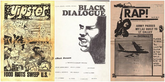 A Big Digital Archive of Independent & Alternative Publications: Browse/Download Radical Periodicals Printed from 1951 to 2016