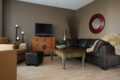 Family Room Decorating: Ideas for Creating a Focal Point with Wood ...