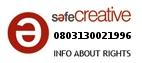 Safe Creative 0803130021996