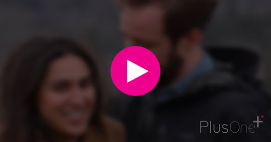 Introducing PlusOne by CanvasPop | The world's most creative matchmaking service