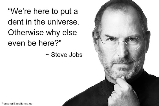 15 Steve Jobs' Quotes To Inspire Your Life