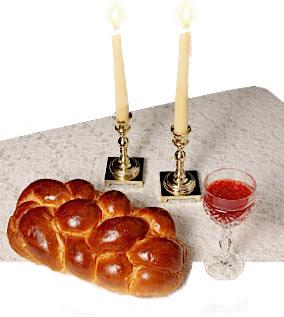 Shabbat Candle Lighting: Chai Lifeline
