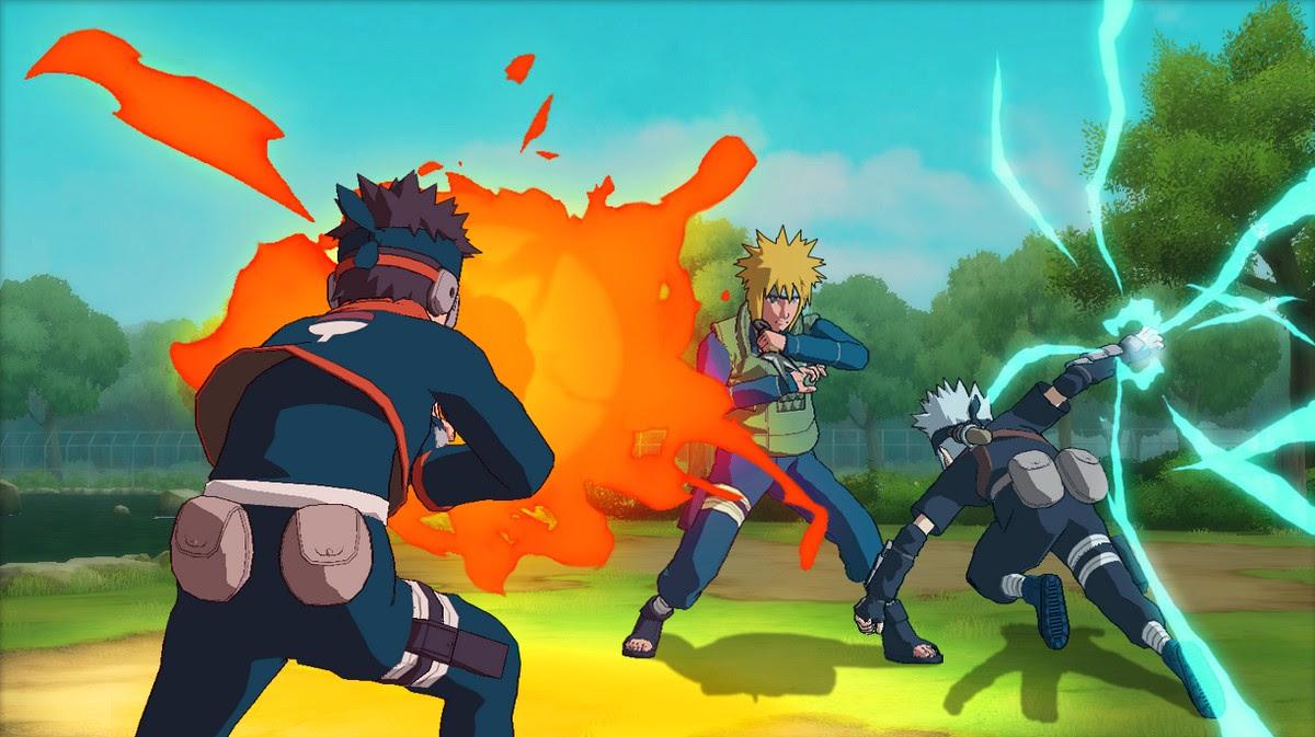 Download 54 Koleksi Wallpaper Animasi Naruto Yang Bergerak HD Gratid