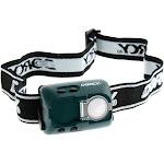 Dorcy 20 Lumens LED Water/Impact Resistant Adjustable Headlamp w/Strobe 41-2103