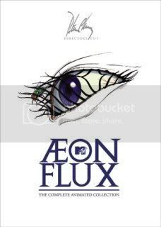Æon Flux (The Complete Animated Series)