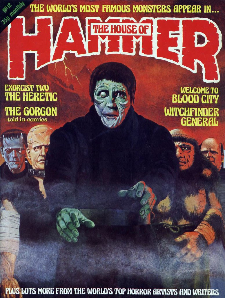 House Of Hammer Magazine - Issue 12 (1979)