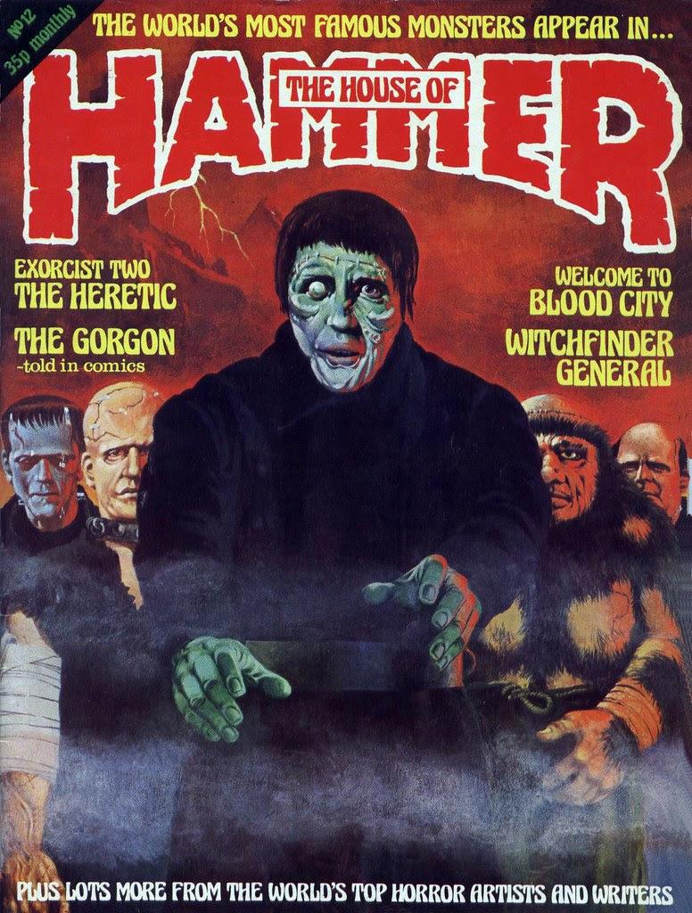 House Of Hammer Magazine - Issue 12 (1979)