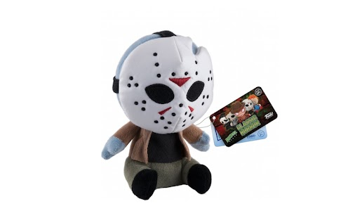 Funko have announced that they will release Mopeez plush toys of Jason Voorhees from the Friday The ...