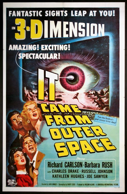200 Items Or Less: It Came from Outer Space (1953)