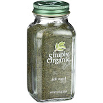 Simply Organic Dill Weed - 0.81 oz