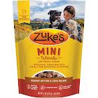 Zuke's Mini Naturals Dog Treats, Peanut Butter - 6 oz bag