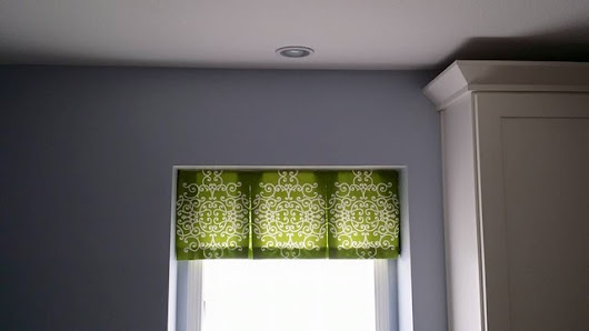 Cafe Curtains Used For Valances