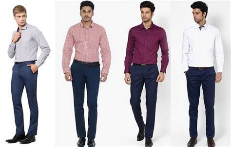 mens guide  perfect pant shirt combination looksgudin