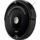 iRobot Roomba 675 Robotic Vacuum - cordless - Bagless - AeroVac - Black