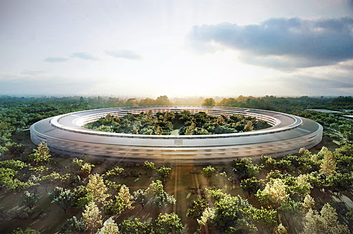 Plans for new Apple HQ, by Norman Foster, officially released | News | Archinect