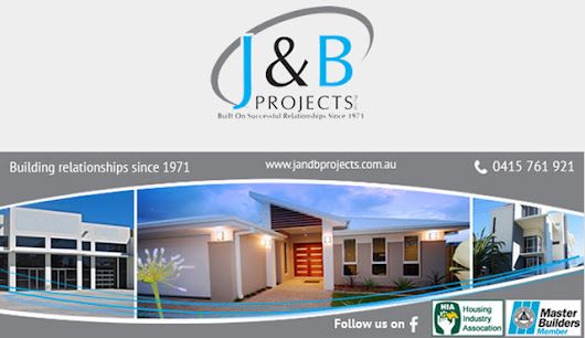 The latest from J & B Projects