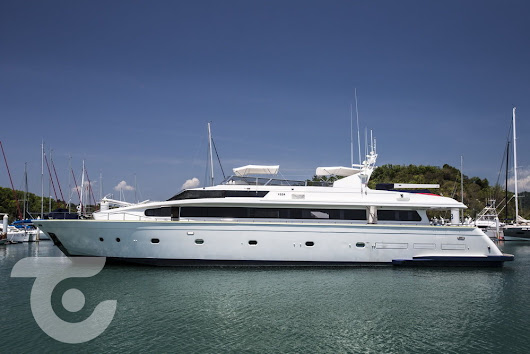 Gamayun and Conquistador sold by Northrop & Johnson - Lee Marine