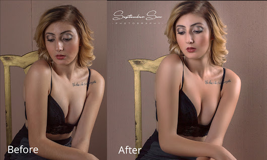 Retouch your Photos in a Professional manner for $15