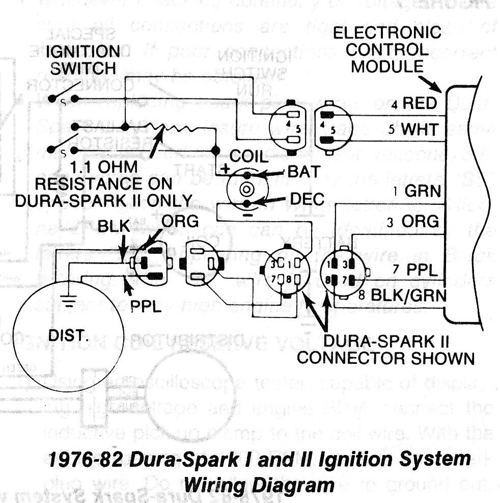 Converting 1979 F250 to a points type ignition - Ford ...