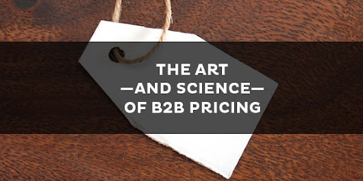 How Psychology Can Optimize Your B2B Pricing Strategy
