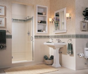 Budget-smart bathroom remodeling - Yahoo! Homes