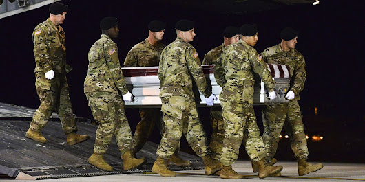 The Story of the Four Men Killed in Niger Is Just Beginning