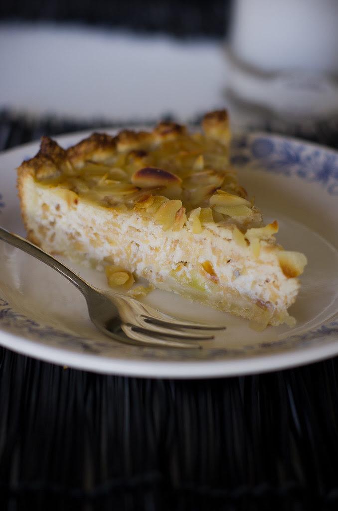 Õuna-martsipanipirukas / Apple & Marzipan Pie