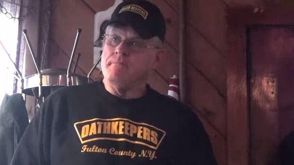 Sheriff Thomas Lorey of Fulton County, New York