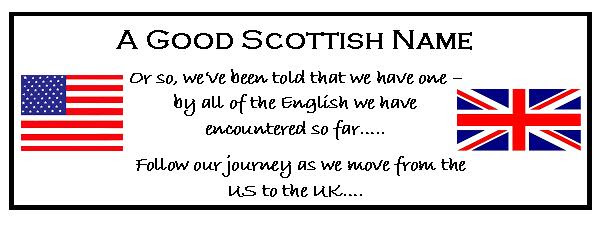 A Good Scottish Name