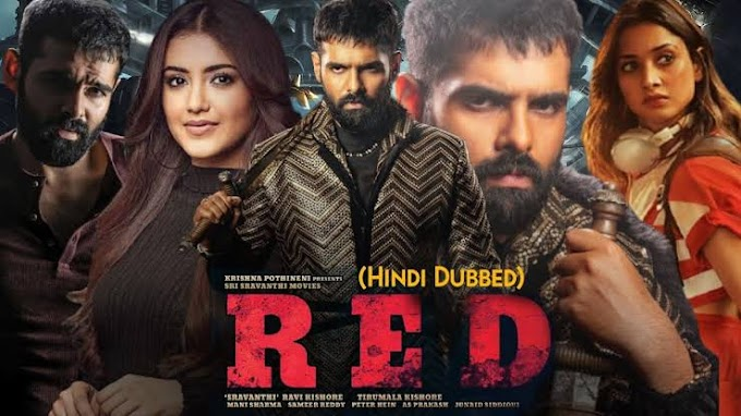 Red Full Movie Download in Hindi Filmyzilla