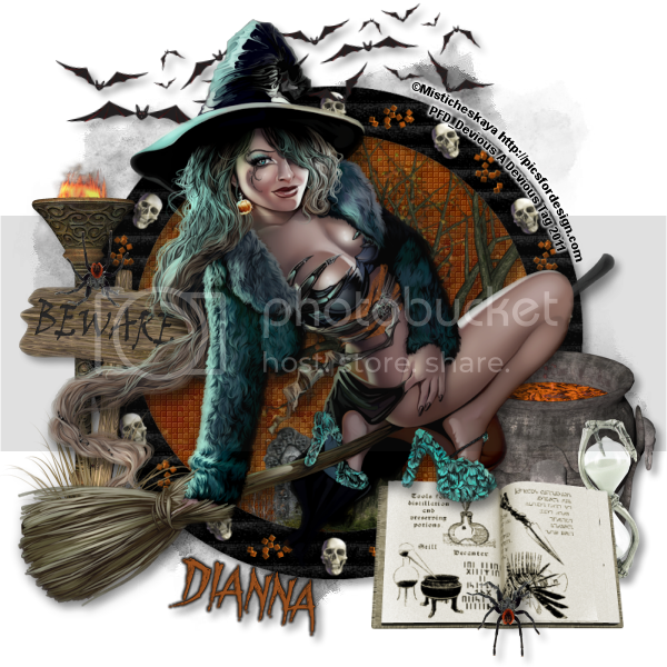 Witchy Woman - Dianna