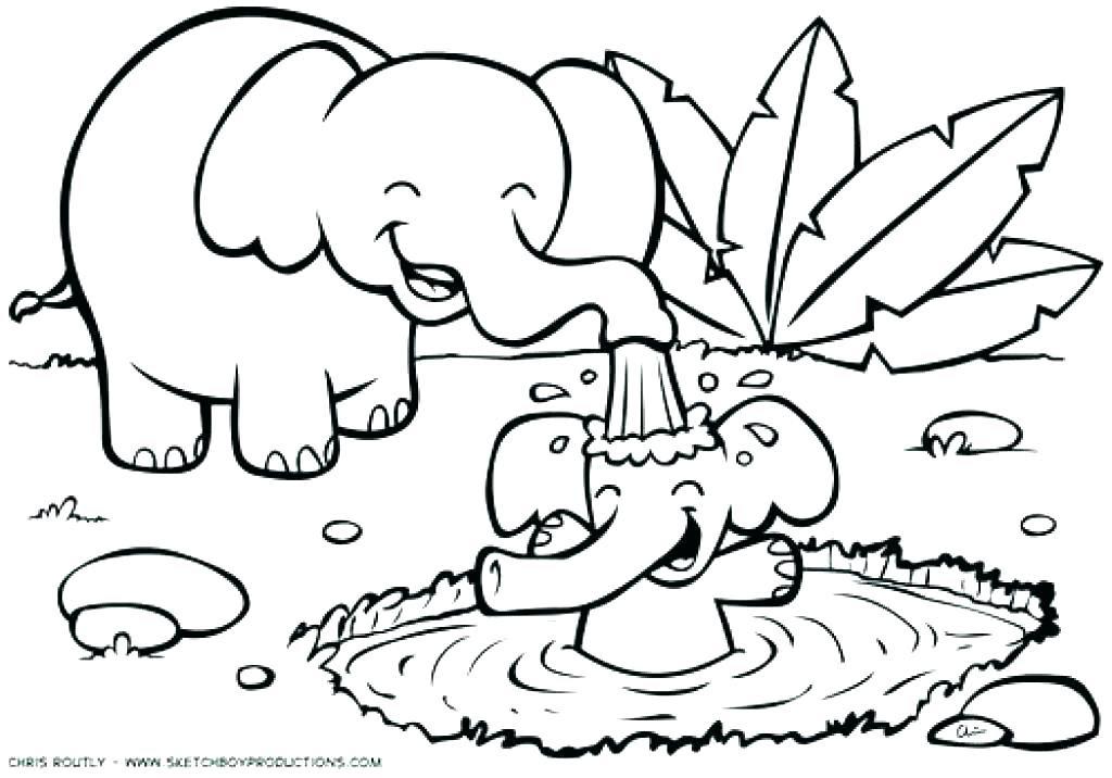 Safari Animals Coloring Pages at GetColorings.com   Free ...