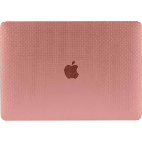 "Incase Designs - Hardshell Case for 13-inch Apple MacBook Pro MacBook Pro 13""-Thunderbolt 3 (USB-C) - Rose Quartz"