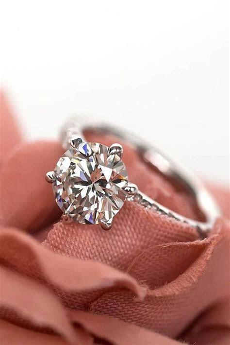 Simple and elegant engagement rings (14)   beautiful