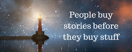 People Buy Stories Before They Buy Stuff