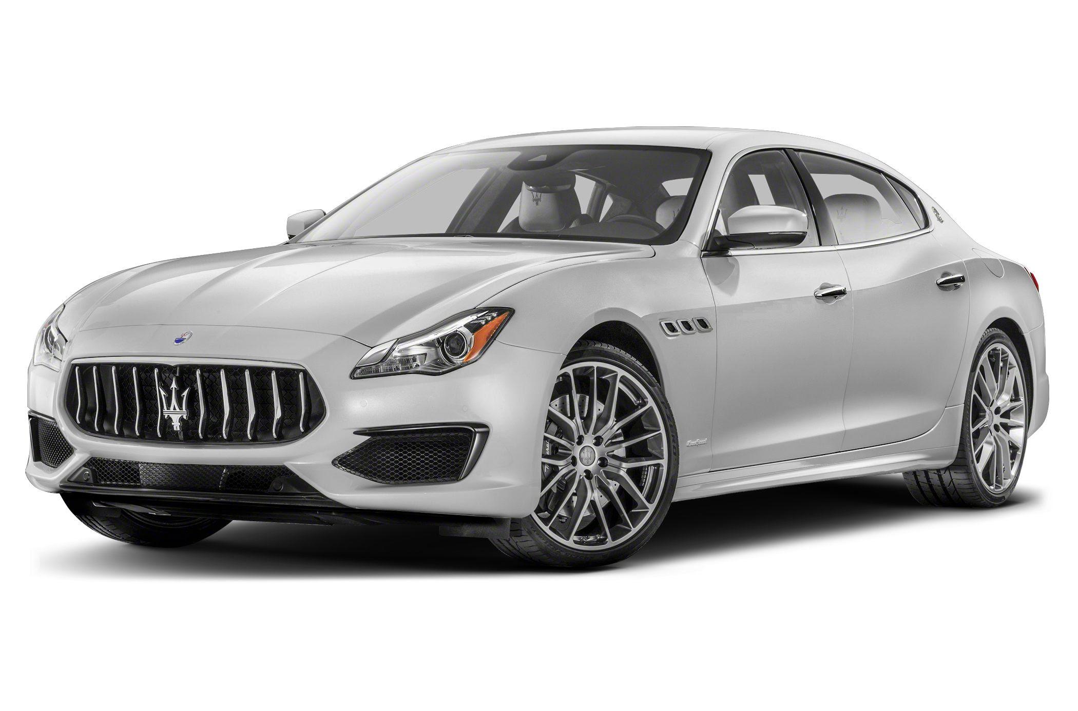 2017 Maserati Quattroporte First Drive  Autoblog