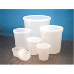Made4Fun Container Specimen Disposable Natl PPCO 8 oz