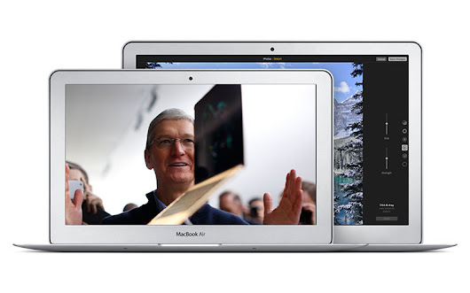 MacBook Air: the big end-of-line question