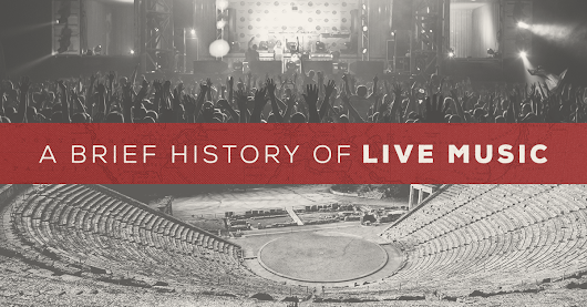 A Brief History of Live Music at TicketNetwork.com