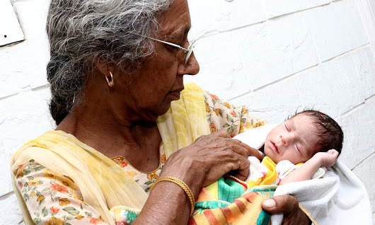 There's nothing wrong with having a baby in your 70s | Aarathi Prasad