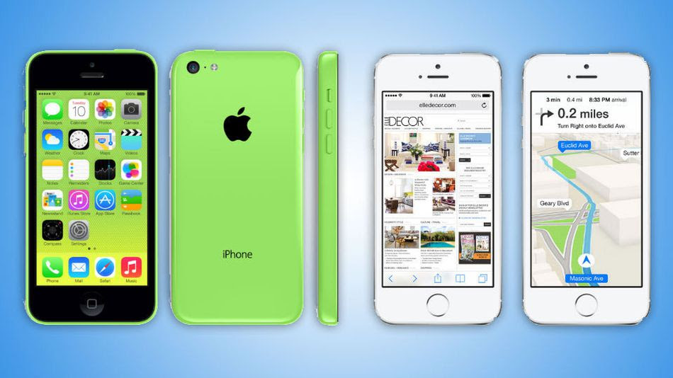 Walmart to Slash iPhone 5C and 5S Prices to $29 and $99 Friday