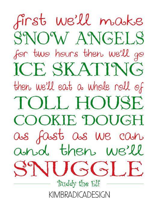 Quotes From The Movie Elf. QuotesGram