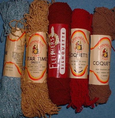 old yarns