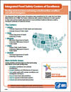 Integrated Food Safety Centers of Excellence Fact Sheet